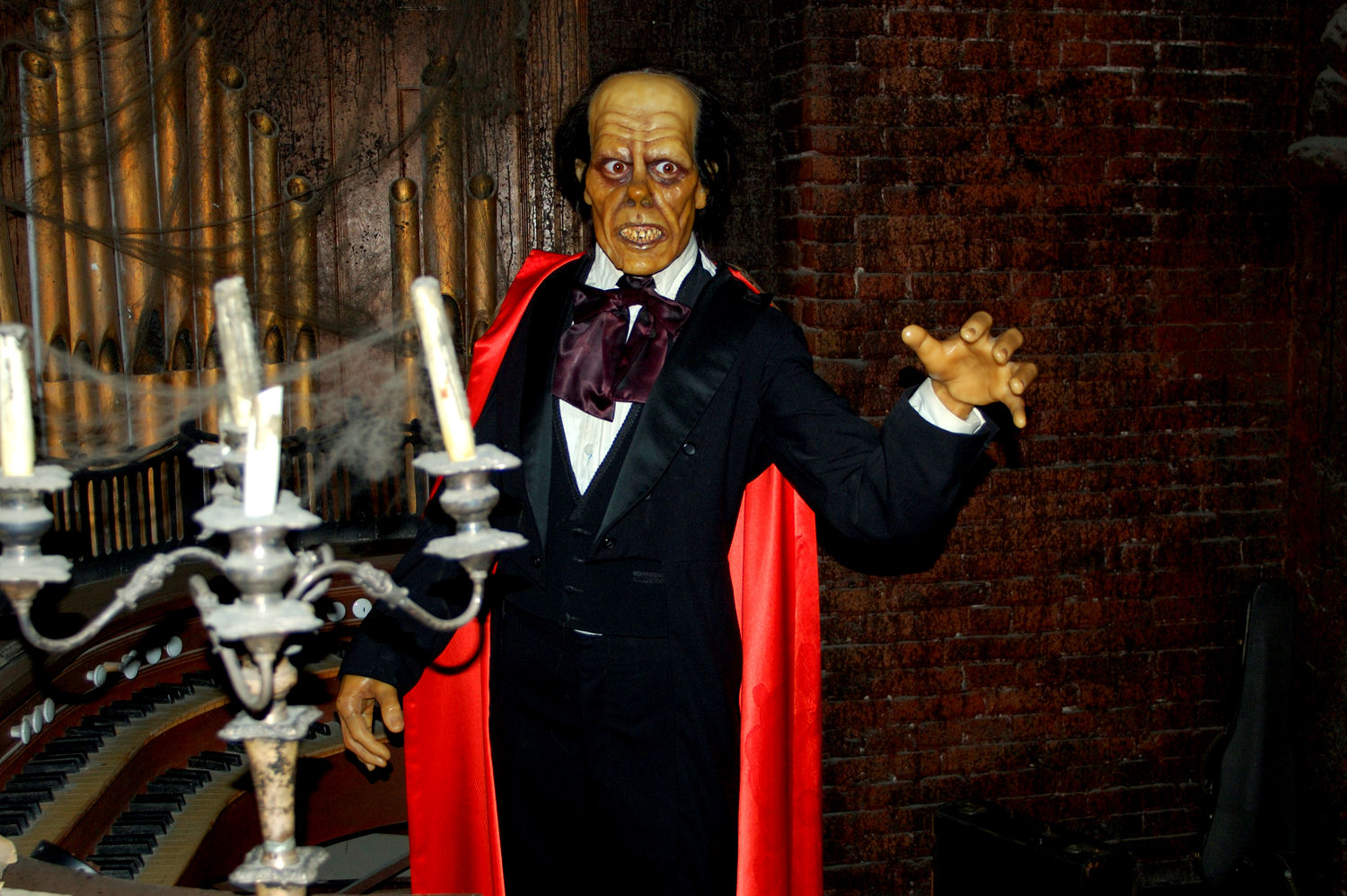 Louis Tussaud's Wax Museum. Foto: Pål Stagnes